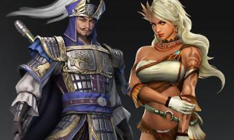 Dynasty Warriors 9 : de nouveaux officiers rejoignent le jeu en vidéo