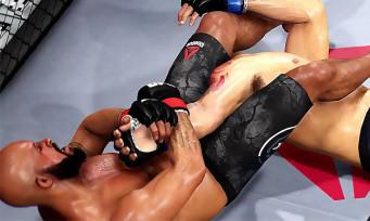 EA Sports UFC 3 : un premier trailer bien brutal, des images et une date de sortie