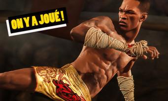 EA Sports UFC 4 : on a filé nos premières mandales, l'épisode le plus abouti ?