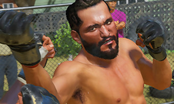 """EA Sports UFC 4 : le mode """"Carrière"""" décortiqué en vidéo, faites connaissance avec Coach Davis"""