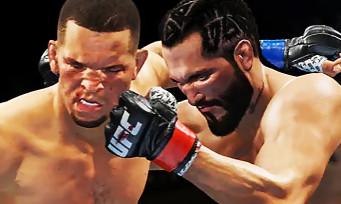 UFC 4 : un trailer bien brutal fait le tour du gameplay et de ses nouveautés