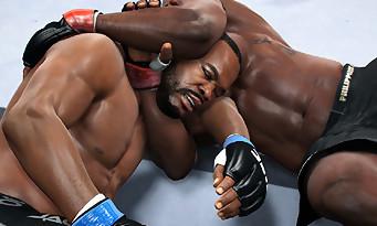 EA Sports UFC : nos premières soumissions sur Xbox One et PS4