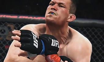 EA Sports UFC : une vidéo de gameplay de 6 minutes alléchante