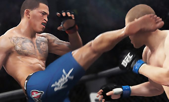Test EA Sports UFC sur PS4 et Xbox One
