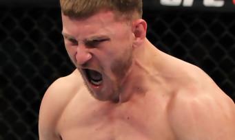 EA Sports UFC : trois nouveaux combattants font leur apparition
