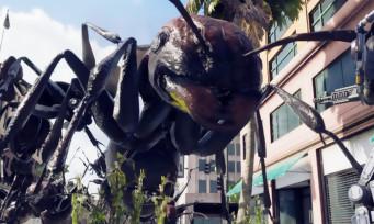 Earth Defense Force Iron Rain : les insectes géants sont de retour en vidéo sur PS4