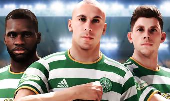 PES 2021 : nouvel accord avec le Celtic, trois images en prime