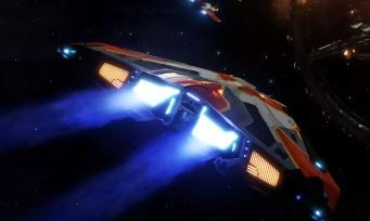 Elite Dangerous : un trailer pour l'extension Odyssey qui permettra d'arpenter les planètes