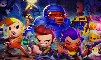 Enter the Gungeon : le jeu est offert sur PC pendant quelques jours