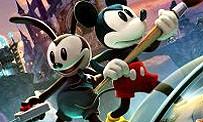 Epic Mickey 2 : les différentes façons de jouer en vidéo