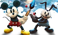 Epic Mickey 2 : un trailer making of