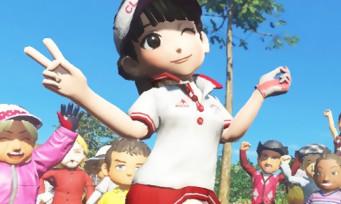 Everybody's Golf : un trailer de quelques secondes sur PS4