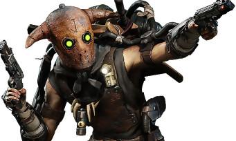 Evolve : le nouveau chasseur Jack se présente avec une vidéo de gameplay