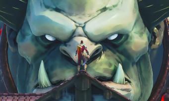 Extinction : un trailer de gameplay qui tranche dans le lard des Orcs géants