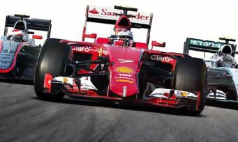 F1 2015 : tous les trophées et les astuces du jeu