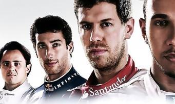 F1 2015 : un trailer de lancement qui enclenche le DRS