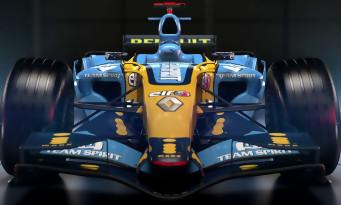 F1 2017 : la sublime Renault R26 de Fernando Alonso arrive dans le jeu