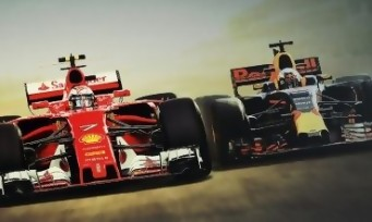 "F1 2017 : un trailer de gameplay sur la chanson ""Born to be Wild"""