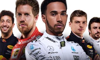 F1 2017 : un nouveau trailer à moins de dix jours de la sortie du jeu