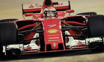 F1 2017 : le jeu sort aujourd'hui, place au trailer de lancement