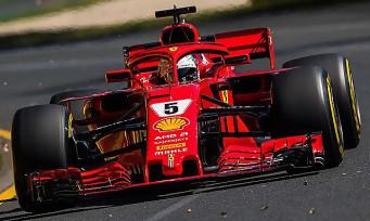 F1 2018 : le jeu annoncé sur consoles et PC, voici les premières infos