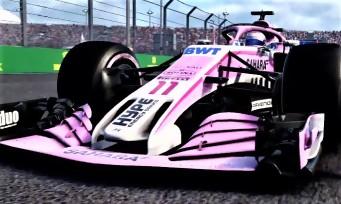 F1 2018 : les développeurs dévoilent les nouveautés du mode carrière en vidéo