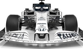 F1 2020 : du gameplay avec Pierre Gasly sur le circuit de Monaco