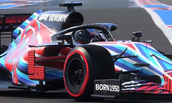 F1 2020 : un trailer qui nous montre qu'on pourra créer notre écurie