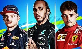 F1 2021 : une vidéo qui présente l'édition Deluxe, du très beau monde dans les pilotes légendaires