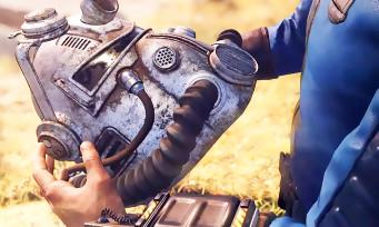 Fallout 76 : une bande-annonce impressionnante, le jeu sera bien une préquelle !