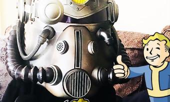 Fallout 76 : Bethesda fait jouer le jeu à un enfant gravement malade, des photos touchantes