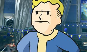 """Fallout 76 : un patch """"day one"""" qui pèse plus lourd que le jeu d'origine"""
