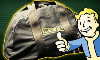 Fallout 76 : il est possible de faire changer le sac de l'Édition Collector, voici comment faire