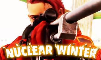 Fallout 76 : le MMO se met au battle royale et annonce le mode Hiver Nucléaire