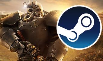 Fallout 76 : le jeu débarque bientôt sur Steam avec l'extension Wastelanders
