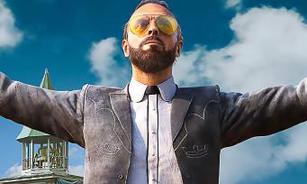 Far Cry 5 pulvérise les ventes de la série, 2ème plus gros lancement de l'histoire d'Ubisoft