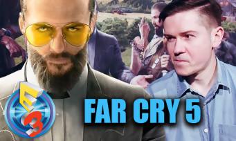 """Ubisoft : """"Avec Far Cry, on cherche toujours à créer la surprise, à prendre des risques"""""""