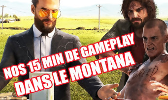 Far Cry 5 : on s'est baladé dans le Montana pendant 2h, voici 15 min de gameplay maison