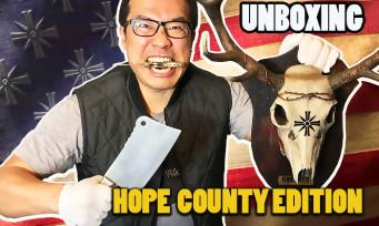 Far Cry 5 : on vous unboxe le gros collector avec le crâne de cerf 15 jours avant sa sortie
