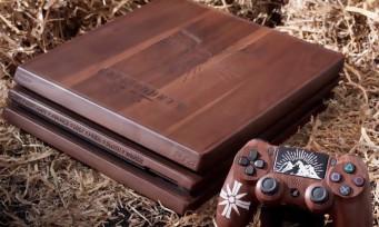 Far Cry 5 : un artiste a customisé une PS4 Pro pour la sortie du jeu, le résultat est magnifique