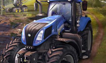 Farming Simulator 15 : découverte du garage agricole en vidéo