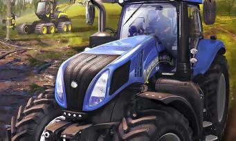 Farming Simulator 15 Edition Gold : un trailer de lancement où le bonheur est dans le pré
