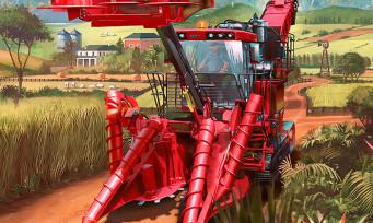 Farming Simulator 17 : un trailer avec une musique aérienne pour la Platinum Edition