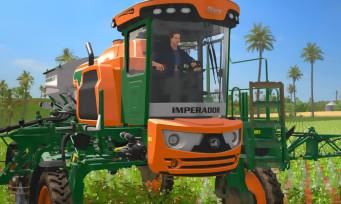 Farming Simulator 17 Platinum Edition : un trailer qui nous amène en Amérique du Sud