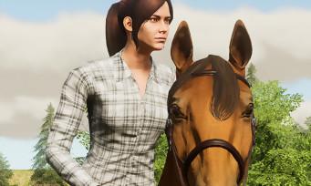 Farming Simulator 19 : une ballade à cheval qui nous fait découvrir les animaux de la ferme