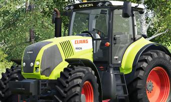 Farming Simulator 19 : la Platinum Edition se dévoile dans une vidéo pleine de CLAAS !