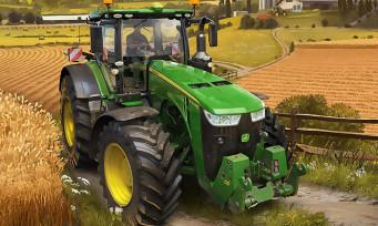 Farming Simulator 20 : le jeu est disponible sur Switch et mobiles, voici la vidéo de lancement