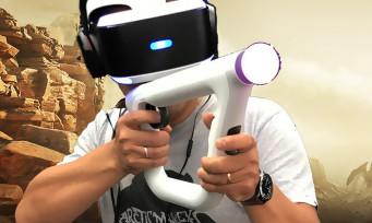 Farpoint : on a rejoué au FPS star du PlayStation VR, nos impressions en vidéo