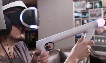 Farpoint : une vidéo qui explique comment a été créée la manette de visée PS VR