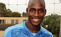 Alou Diarra teste FIFA 12 sur le terrain avec Sébastien-Abdelhamid